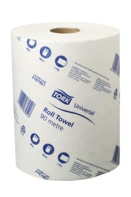 Tork Roll Towel 90M 16 Rolls