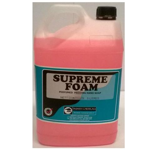 Supreme Clear Foam Soap 5Ltr