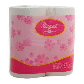 Regal Luxury 2Ply 4Pack Poly Wrap x 12. 48 Rolls