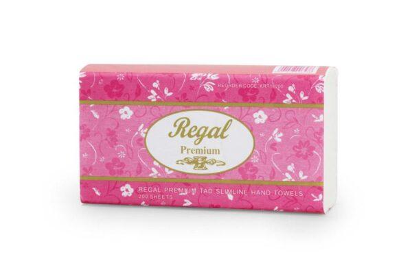 Regal Premium Tad Slimline Hand Towel 23 X 21. 16 Packs