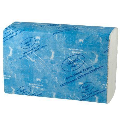 Regal Slim Hand Towel 250 Sheet X 16 Packs