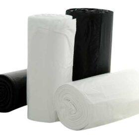Regal 36Ltr Black Bin Liner Degradable 50/Roll 20 Rolls