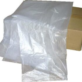 Regal 77Ltr Clear Bin Liner 50/Pack 4 Packs