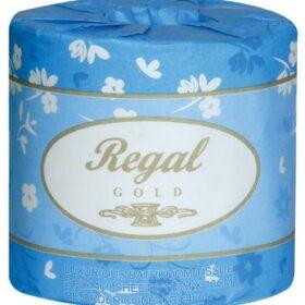 Regal Gold Toilet Roll 2 Ply 400 Sheet x 48 Rolls