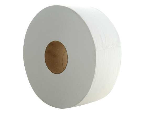 Trusoft Jumbo Roll, Recycled 2 Ply 300M 8 Rolls